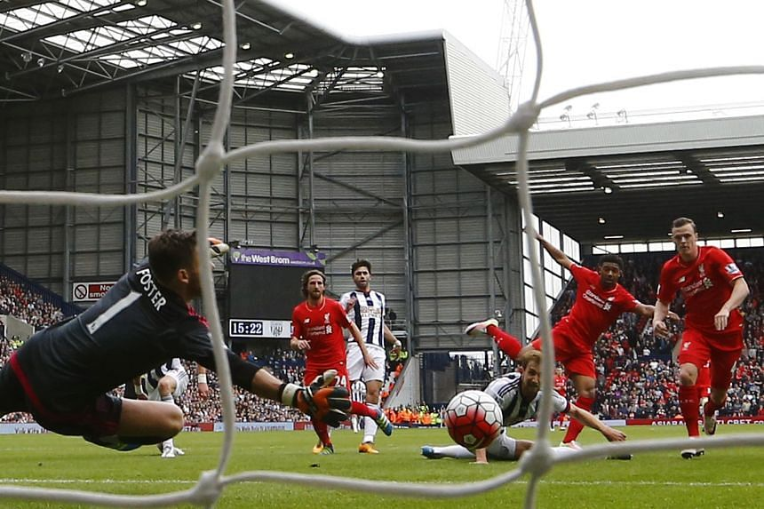 Jordon Ibe equalising for a second-string Liverpool side against West Brom, as the Reds end eighth - their joint lowest spot since returning to the top flight 54 years ago. Manager Juergen Klopp is unequivocal in prioritising their Europa League show