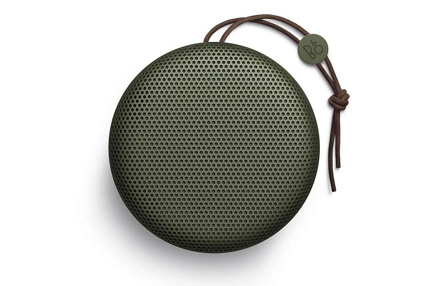 The Beoplay A1's sound is deep and rich across all spectrums.