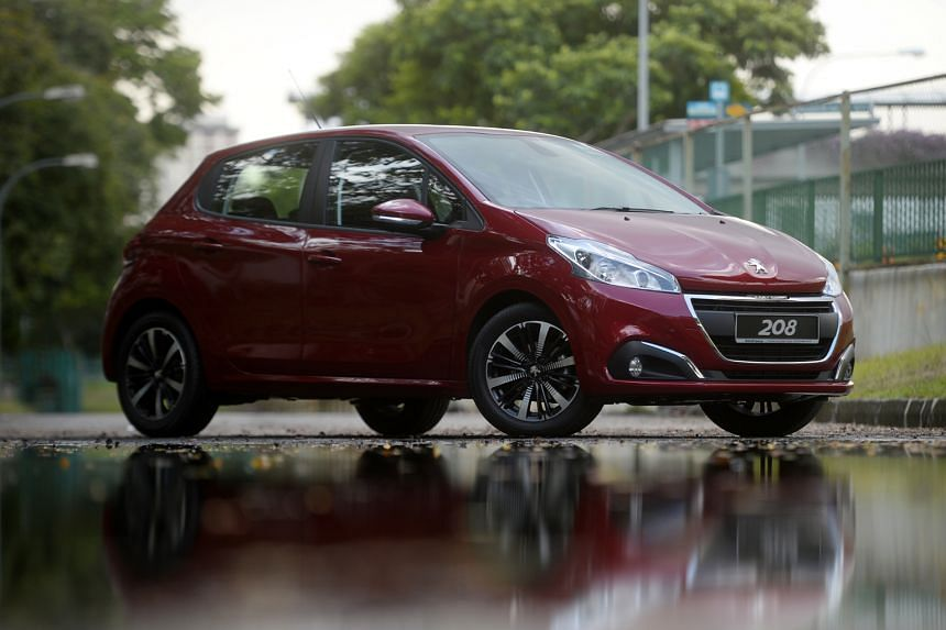 The Peugeot 208 1.2 PureTech boasts excellent steering and ride quality.