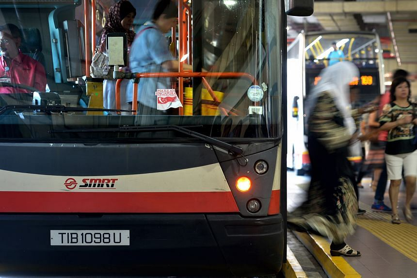SMRT's bus business reaped a profit of close to $6 million in its latest financial year.
