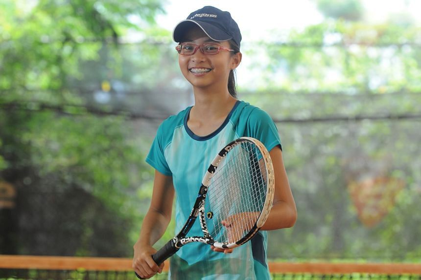Alexis Lynn Tan has had intensive training in preparation for this week's event.