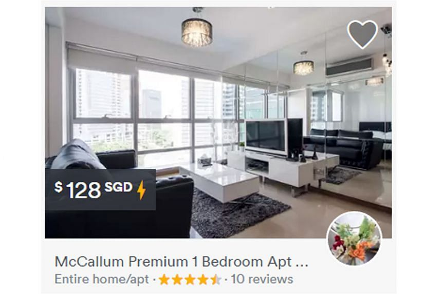There are about 6,000 properties listed on Airbnb's website (above) here. Other home-sharing websites here include PandaBed and Roomorama. While a few home-sharing site listings are for long-term options, most are for short stays.