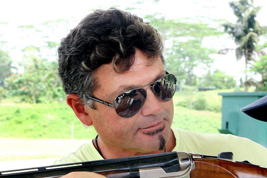 Two-time Olympic champion Michael Diamond has been granted bail after being charged with drink-driving and firearms offences.