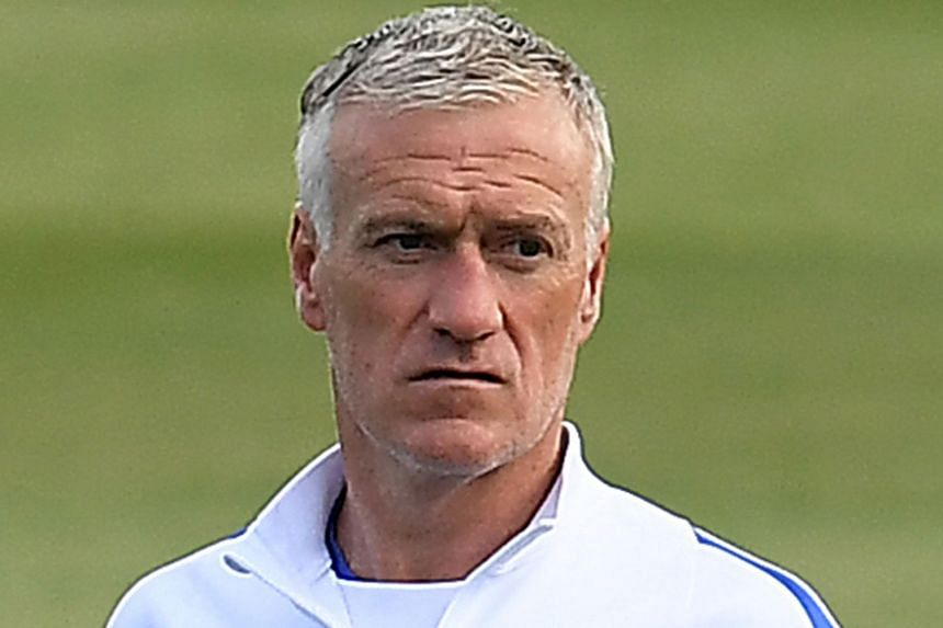 France manager Didier Deschamps (above) has a Euro 2016 squad that includes a mix of players from various ethnic origins, including defenders Patrice Evra and Adil Rami, and midfielder N'Golo Kante.