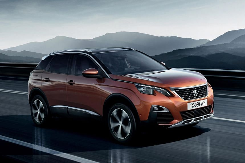 Peugeot says its new 3008 SUV (above) is the most advanced vehicle offered by the brand.