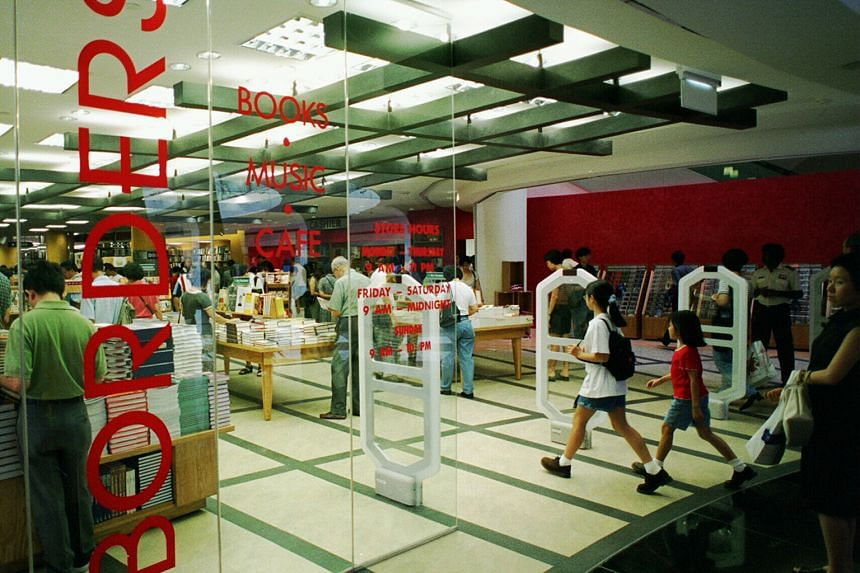 The arrival of Borders in 1997 and its presence until 2011 resulted in the transformation of Singapore's bookshop landscape.
