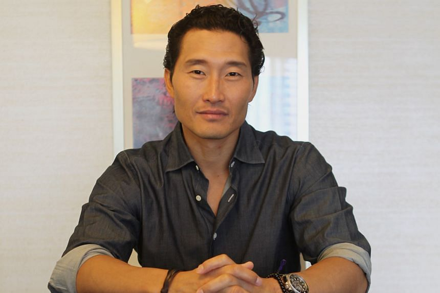 Actors such as (from left) Constance Wu, Daniel Dae Kim, Ming-Na Wen and Aziz Ansari are speaking up against Hollywood for taking Asian roles and filling them with white actors.
