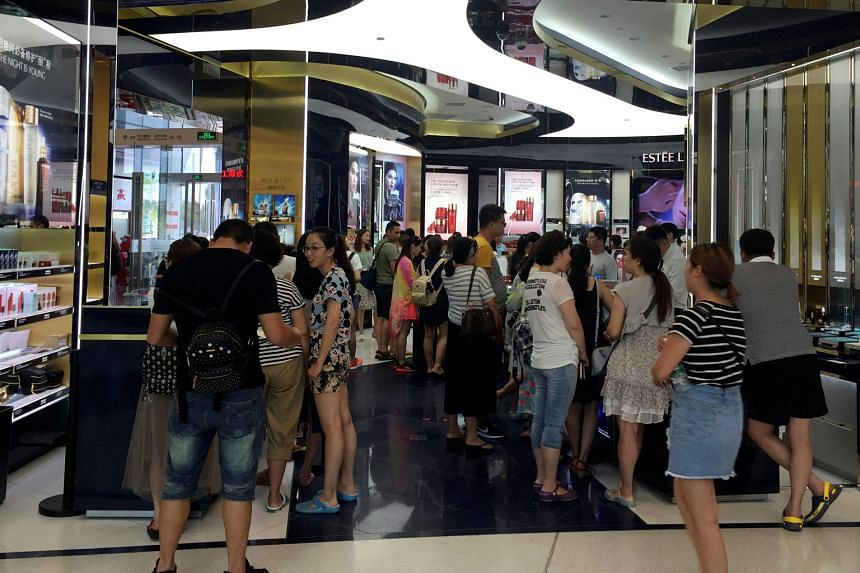 China hopes that Hainan will satisfy Chinese shoppers' lust for luxury, with relaxed restrictions on duty-free shopping.