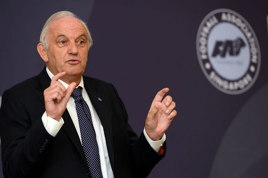 FAS technical director Michel Sablon is hopeful that improvements from his youth development initiative will start to show in one to two years. Among the changes are a major revamp of the schools competition.