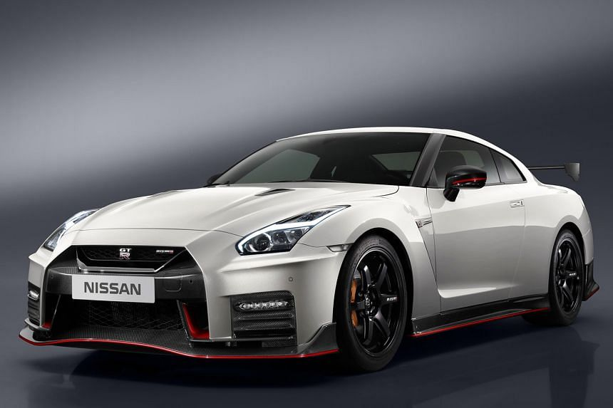 Nissan's giant-slaying GT-R (above) is renewed with a thoroughly refreshed exterior and tweaks in the cabin and under the bonnet.