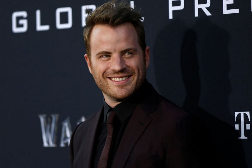 In the film, Robert Kazinsky plays an orc warrior named Orgrim Doomhammer.