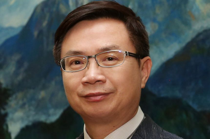 Mr James Huang, who is in charge of Taiwan's New Southbound Policy, says Taiwan does not mean to downgrade the importance of the Chinese market.