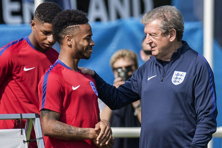 Roy Hodgson will most probably deploy Raheem Sterling against Russia to trouble the opponents' defence. The forward is known for his ability to play in different positions.