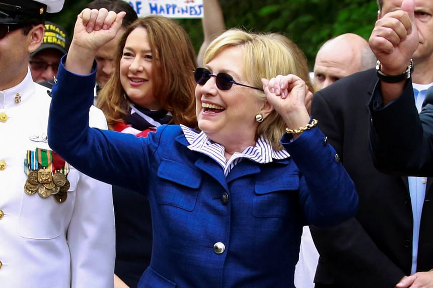 As a politician's wife, first lady, senator and secretary of state - and as a two-time candidate for president - Mrs Clinton has redefined the role of women in US politics each time she has reinvented herself.