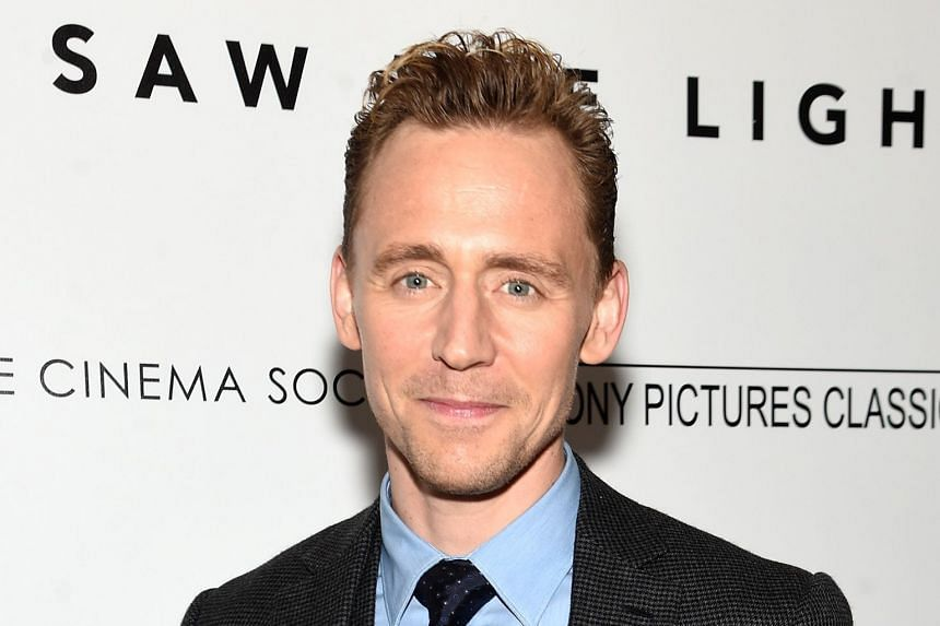 Actor Tom Hiddleston (above) is Taylor Swift's (top) latest high-profile beau.