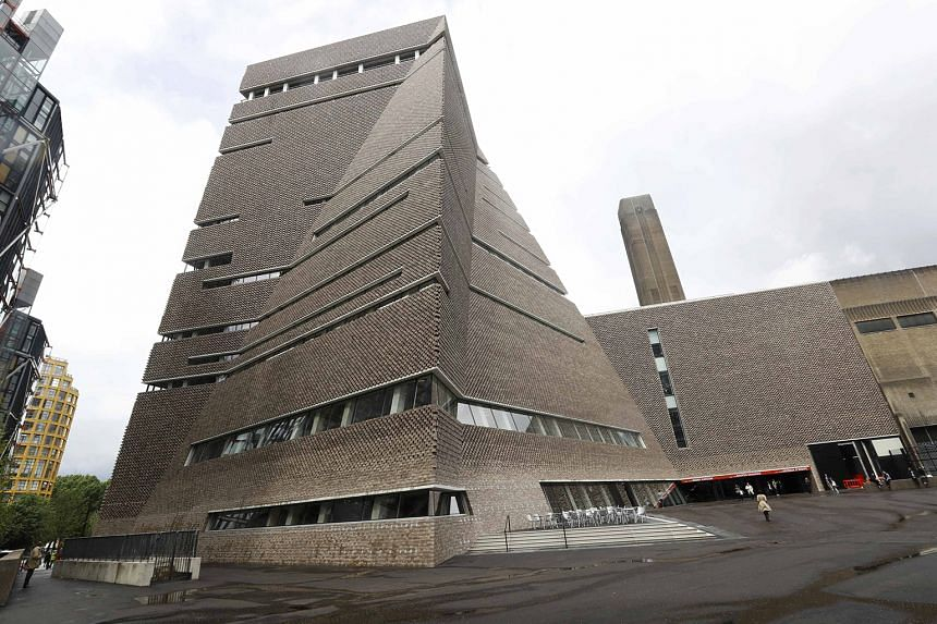 Called the Switch House (left), Tate Modern's new $500-million wing was designed by Swiss architects Jacques Herzog and Pierre de Meuron.