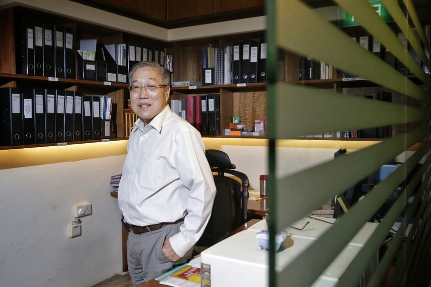 """Mr Teng, the sixth of seven children of a clog maker, says: """"I came from nothing. And I wouldn't be where I am without the help of so many people, so it is only right I give some back to society."""" His endowment fund, Silent Foundation, aims to aid th"""