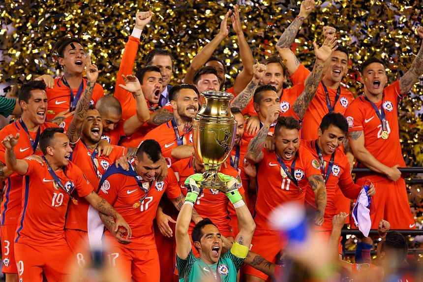 Rising to the occasion to fend off Argentina, Chile cement their status as one of the world's top teams with a second Copa win.