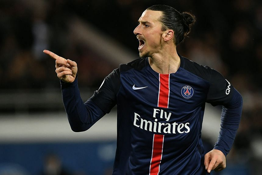 To the mercurial Zlatan, it's already a done deal as the Swedish forward is expected to join United from PSG in the next few days.