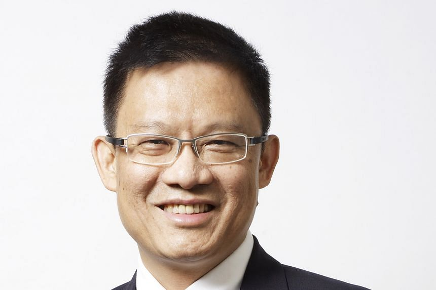 Mr Tan is one of the pioneer supporters of Sias' investor education programmes.