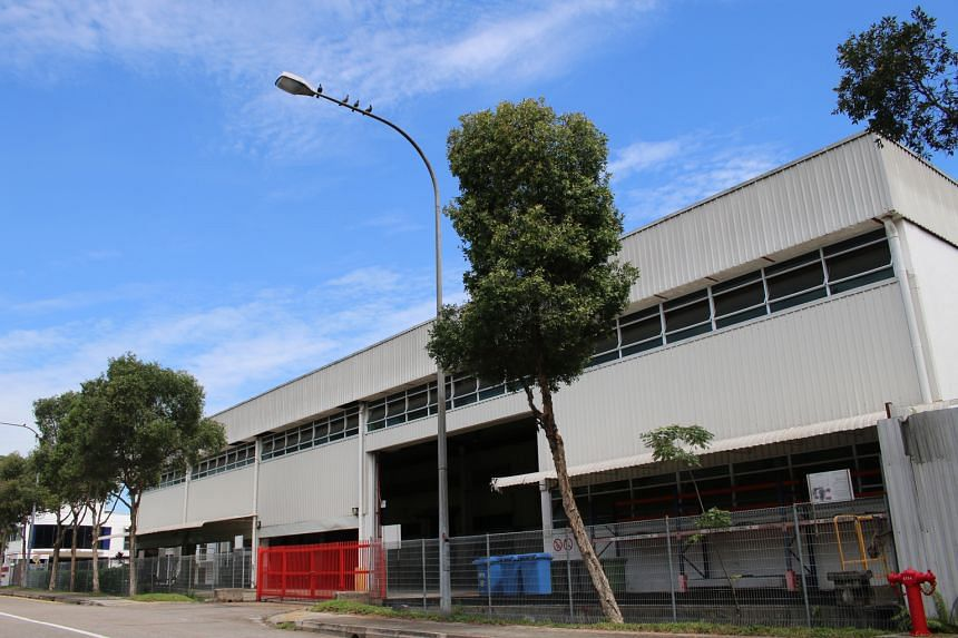The site in Gul Street 5 is more than 100,000 sq ft and contains a standalone building with warehousing, production and office areas as well as a large, open yard space.