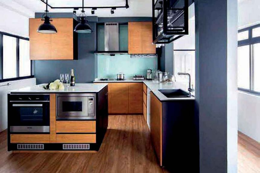 Get wood-like floors with high-end resilient flooring.