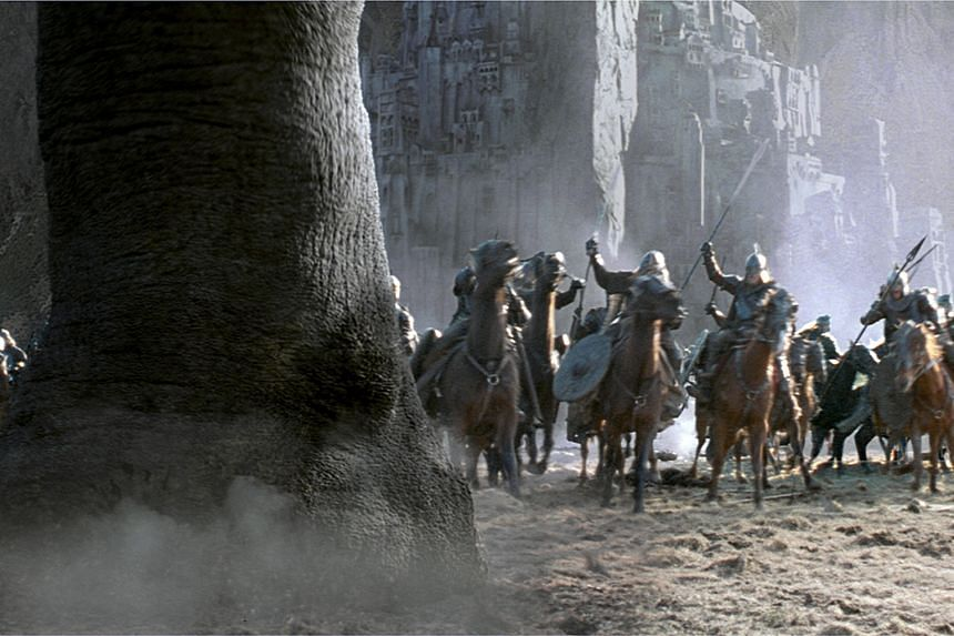 The Lord Of The Rings' battle scenes were inspired by what Tolkien witnessed as a young soldier in World War I. In the Somme Valley, he laid the foundation of his epic trilogy.