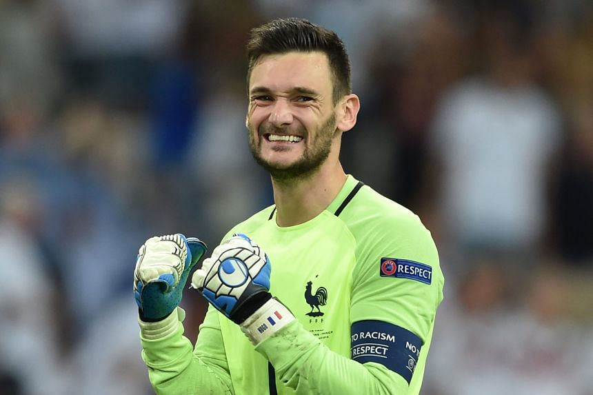 "ESCAPE VALVE: ""The French people really needed to escape via this competition, and sport has this strength - to unite people."" - HUGO LLORIS, France captain, on a country still recovering from the Paris terrorist attacks."