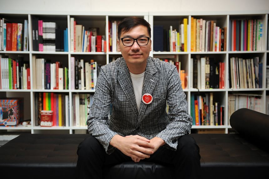 Mr Jackson Tan, creative director of branding and design agency Black, said that instead of hiring two permanent workers a year, he is considering hiring one full-time staff member and another on contract instead.