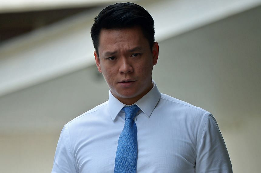 Chee was sentenced to six months' jail and barred from driving for six years. He was travelling at more than 100kmh, on a road with a speed limit of 60kmh, when he lost control of his car.