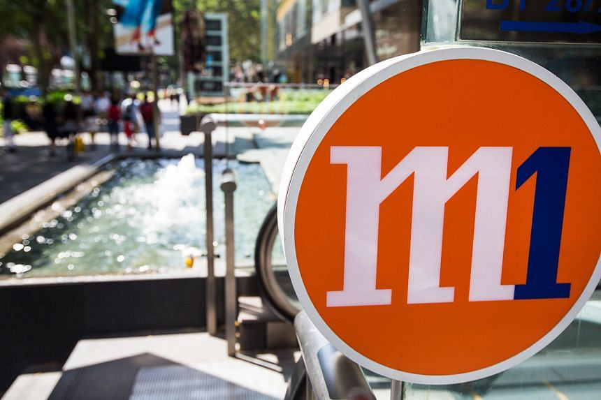 The lower revenue at M1 was mainly owing to a fall in handset sales, which were down 49.9 per cent to $36.4 million. The telco's total mobile customer base was 1.98 million.
