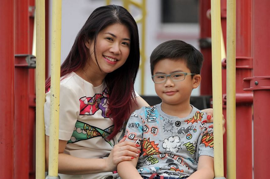 Madam Joyce Lim, 46, whose son Ang Kai Yuan, seven, is in Primary 1 this year, says the new bands may be unfair to those who struggle with their academic work, and may end up demoralising pupils and their parents.