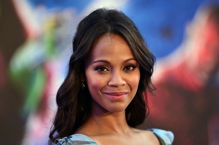 Zoe Saldana does not mince her words in the face of controversy.
