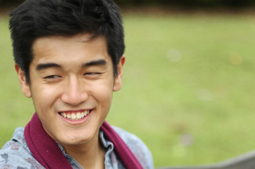 Nathan Hartono is the first Singaporean to have made it past Sing! China's televised auditions.