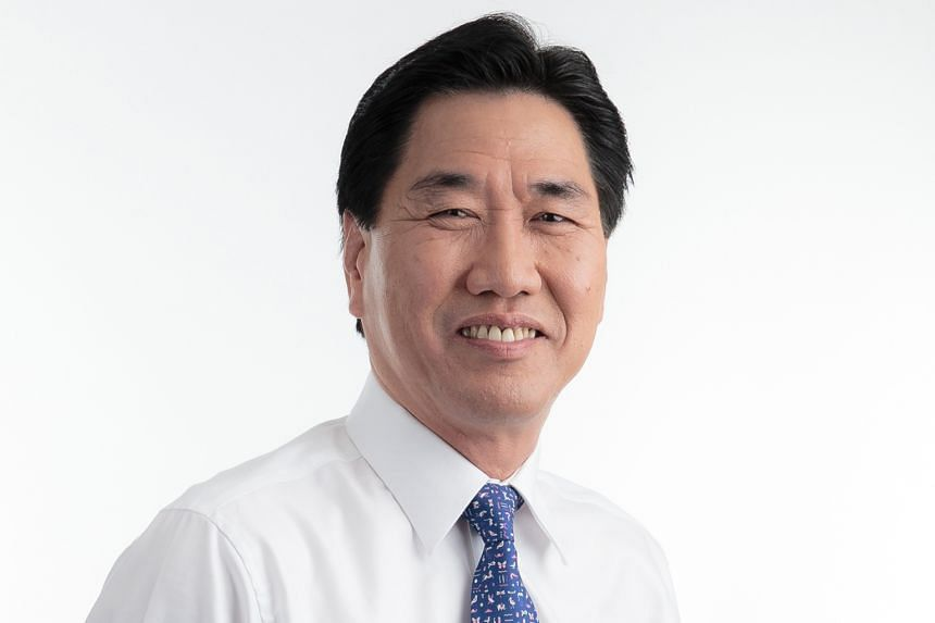 Mr Ang is a veteran in shipping, freight- forwarding and logistics management.