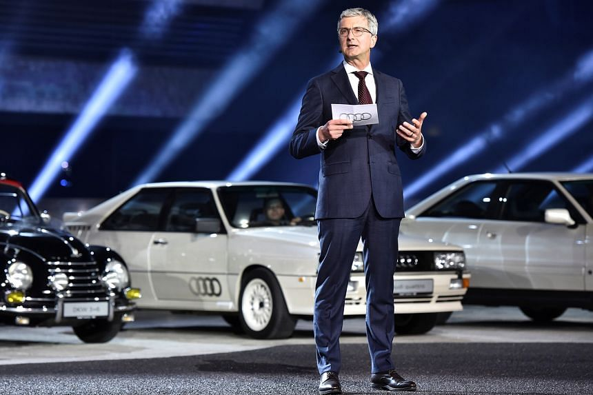 Audi chief executive Rupert Stadler has outlined a new roadmap aiming for electric cars to account for a quarter of the company's sales by 2025. Of the brand's 50 or so models, only two today are electric or semi-electric.
