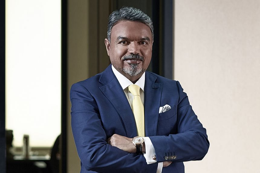 L Capital's Mr Thakran (above) says Clio (left) will ride the Korean wave and tap on LVMH platforms Sephora and DFS to expand in China and South-east Asia.