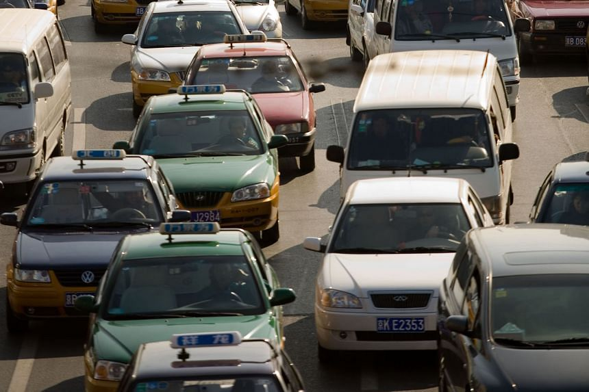 Traffic jams have been a growing scourge across China after rapid economic development over the past decades led to rising wealth and, in turn, higher car ownership.