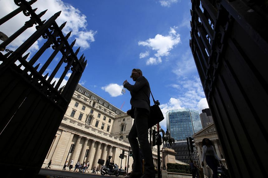 The Bank of England will have to be careful to balance any hit to growth with rising price pressures, which were already evident in the PMI manufacturing survey. Average purchase prices rose at their fastest pace in five years last month.