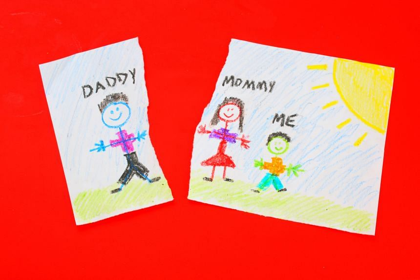 The impact of parental divorce is often subtle and longlasting, and the child needs more support than people think.