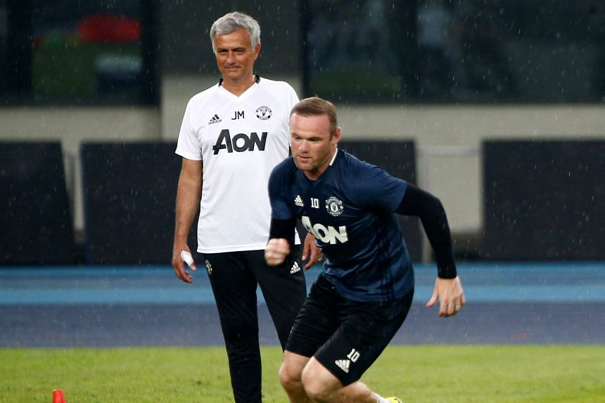 Wayne Rooney has said that Jose Mourinho's plan to play him in a more familiar forward role should give him the freedom he enjoys.