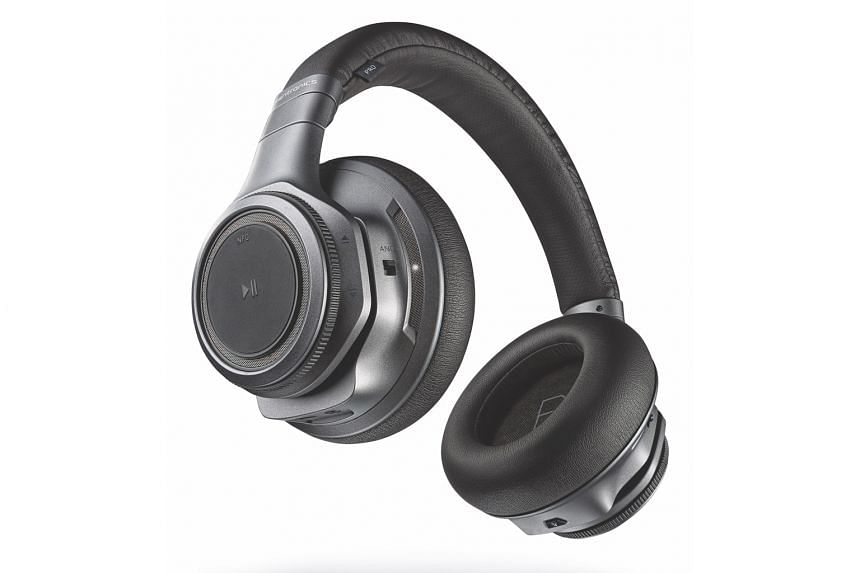One plus point in the BackBeat Pro+ is the earcups' generous padding, which makes them very comfortable on the ears.