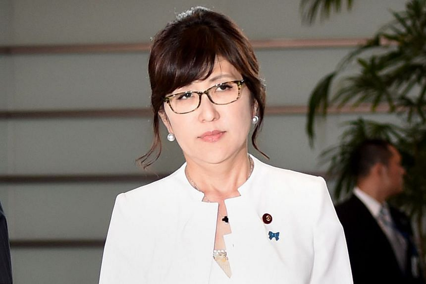 Lawyer Tomomi Inada visits the controversial Yasukuni Shrine twice a year, and has little experience in security issues.