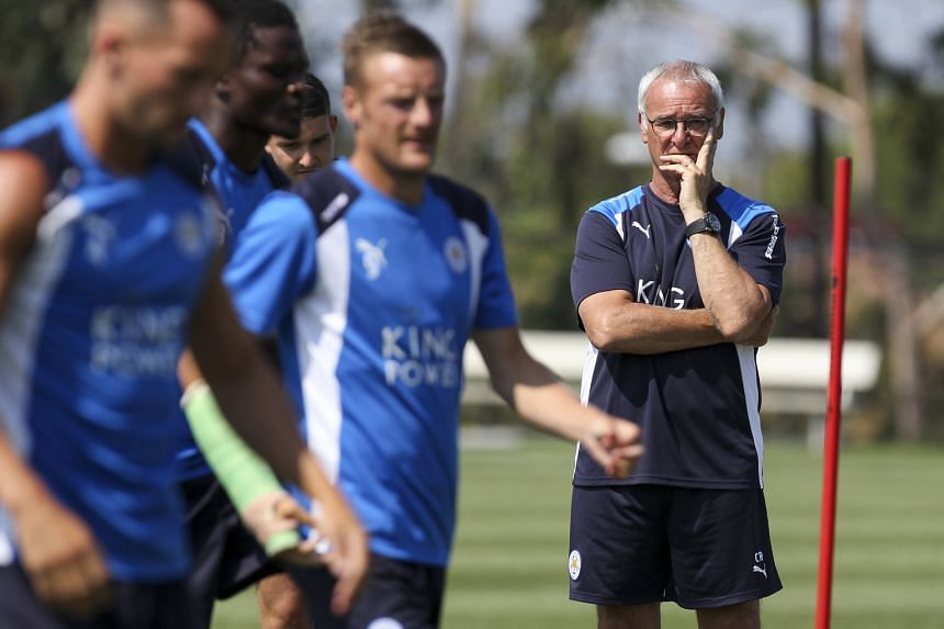 Leicester City manager Claudio Ranieri (above) believes that the club need to find a solution to the gap left by N'Golo Kante, the midfield driving force behind their title success last season, who has joined Chelsea.