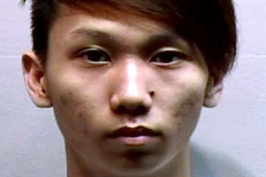 Liew was sentenced to 81/2 years in jail and 24 strokes of the cane.