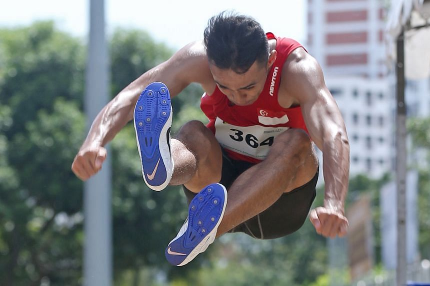 While Rio-bound 19-year-old Suhairi Suhani's 6.47m leap yesterday is short of his 6.66m silver-winning jump at last year's Asean Para Games, he is unfazed as he wanted mainly to focus on his run-up and landing.