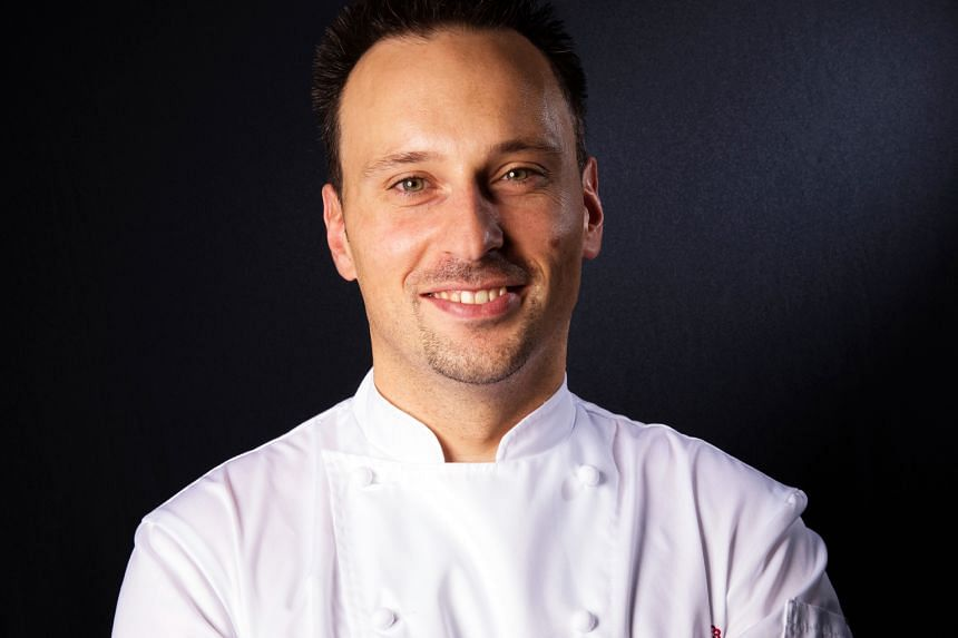 Guest chefs from Italy include Emanuele Mazzella (above) from Michelin-starred Ristorante Vespasia and Igles Corelli from Michelin-starred Ristorante Atman.