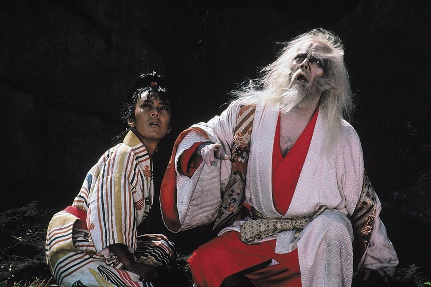 Films to be screened include the Japanese epic Ran (above) and Singapore's Gado Gado.
