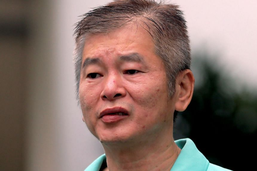 Teo Chin Lai was convicted of causing grievous hurt to a security guard, who died over a month later from his injuries.