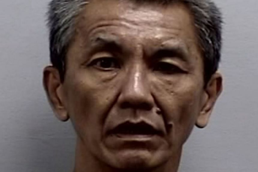 Tan, who had been in and out of prison almost 20 times, was given seven years' preventive detention.